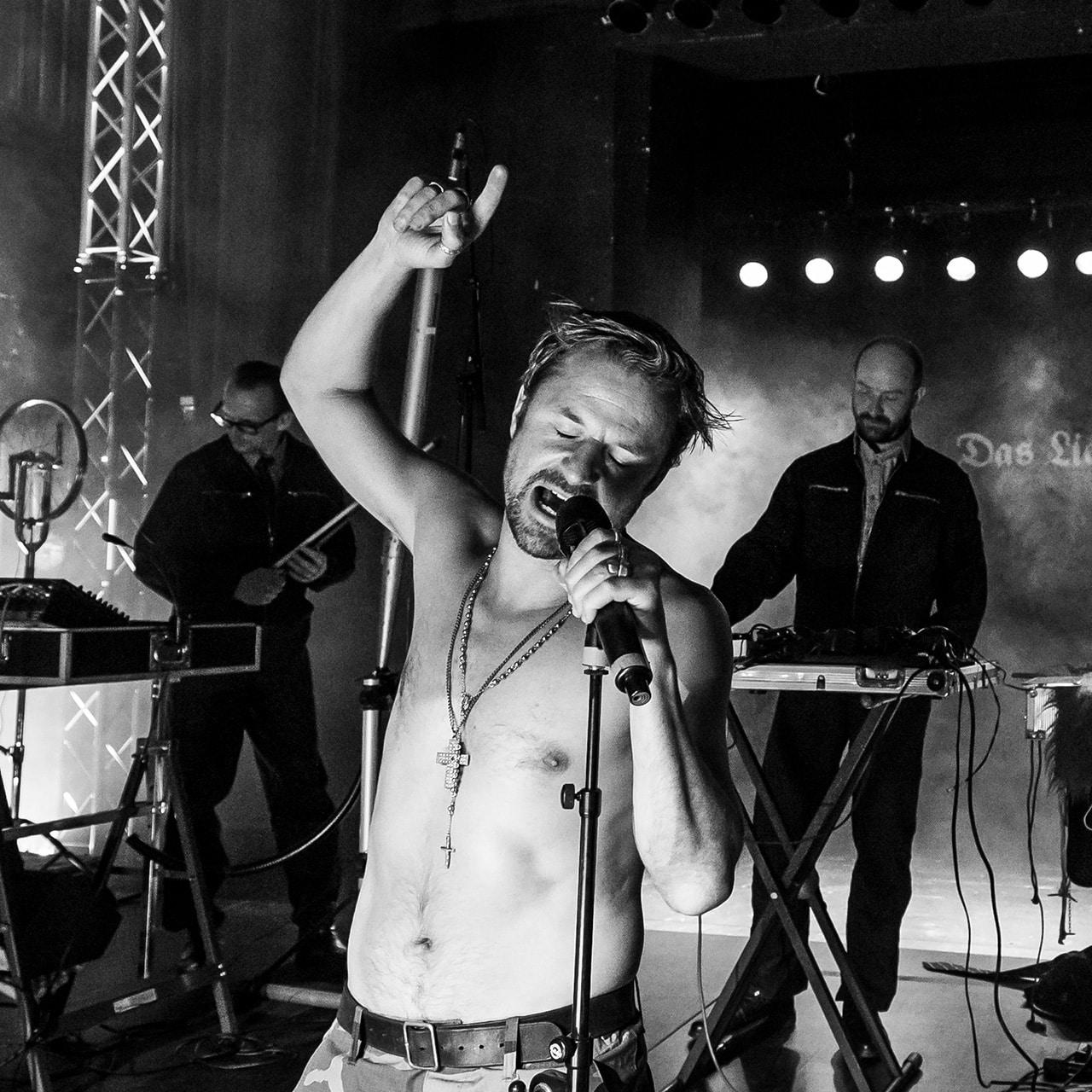Schiller Rave - Philipp Hochmair